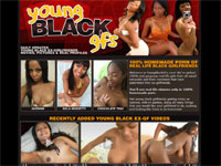 Young Black GF's